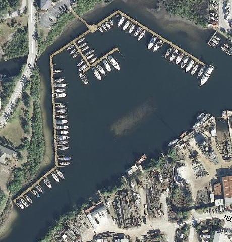 60 Slip Marina on Anclote River - Tarpon Springs, FL