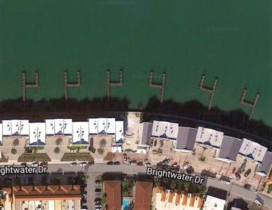 New 30 Slip Marina in Azek Decking in Clearwater, FL