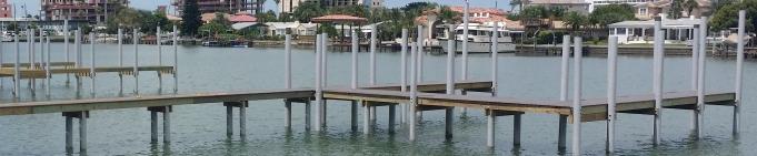 30 Slip Marina in Clearwater Beach, FL