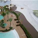 Beach Boardwalk in Evergrain Decking in Clearwater Beach, FL